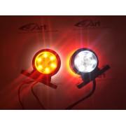 Lampa LED gabarit cu brat scurt EgKal DLM 1