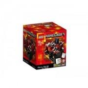 Lego Minecraft - Micro World The Nether
