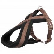 Trixie Premium Touring Harness - Brown-L-XL