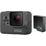 GoPro »HERO5 Black Chesty Bundle« actioncam (4K Ultra HD, wifi (wifi) bluetooth)