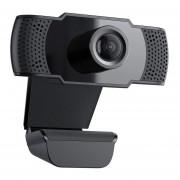 Webcam Cámara USB Full HD CMOS de autofoco de la cámara web con micróf