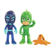 Set Figurine Luminoase Sopi si Night Ninja