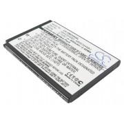 Samsung GT-E1100C Batteri till Mobil 3,7 Volt 650 mAh Kompatibel