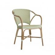 Sika-Design Valerie chair karm affäire lime, sika-design