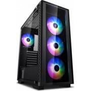 Carcasa Deepcool Matrexx 50 ADD-RGB 4F 120mm A-RGB fan Tempered glass