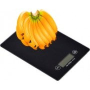 Stealodeal Black Glass Touch Screen Digital Kitchen 3g to 5kg Weighing Scale(Black)