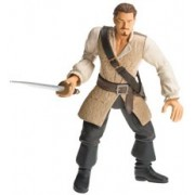 """Pirates of the Caribbean 2: Will Turner 7"""" Pirate Battler Figure"""
