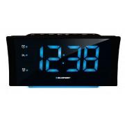 """Ébresztőórás rádió, PLL FM, 1.85"""" LCD kijelző, CR80USB"""