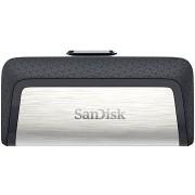 SanDisk Ultra Dual C-típusú USB 128 GB