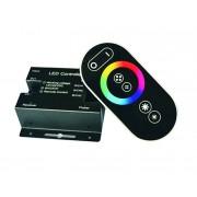 Ďiaľkový ovládač RGB farieb pre silikónový LED RGB svetelný pás