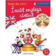 Invat engleza cantand + CD Audio