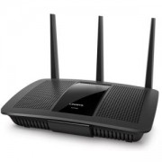 Рутер Linksys EA7500 Max-Stream AC1900 Dual-Band Wireless Router, с Roaming функция, Gigabit, 2.4+5.0 GHz, USB 3.0 + USB 2.0, MU-MIMO, EA7500