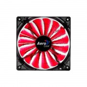 Ventilator Aerocool Shark Devil Red Edition LED 140 mm