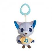 Бебешка музикална играчка малки откриватели Tiny Love Rob Husky, куче хъски, 0760119