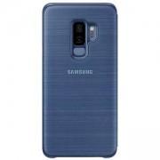 Калъф Samsung Galaxy S9 +, LED View Cover, Blue, EF-NG965PLEGWW