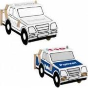 Jucarie educativa Calafant Police Car