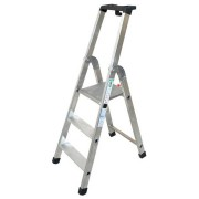 Facal Stufenstehleiter QUADRA S300 Aluminium 3 Stufen