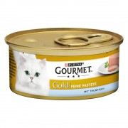 Gourmet Gold Mousse 12 x 85 g - Trucha con tomate