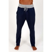 Pistol Pete Ace Drop Crotch Pants Navy PT236-530