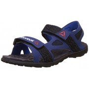 Reebok Men's Ultra Adventure Club Blue, Blue, Blk and Gry Flip Flops and House Slippers -11 UK/India (45.5 EU) (12 US)