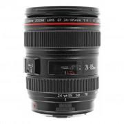 Canon EF 24-105mm 1:4 L IS USM negro - Reacondicionado: muy bueno 30 meses de garantía Envío gratuito