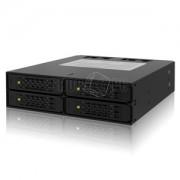 Rack intern Icy Dock MB994SP-4S 4 in 1 SAS / SATA Hot Swap Backplane RAID cage
