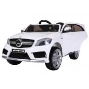 Masina Electrica Copii Moni Mercedes Benz A45 CH9988 Alb