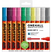 Molotow One 4 ALL 227HS 10x Basic 3