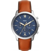 Fossil Zilverkleurig Mannen Horloge FS5453
