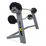 MX-80 állítható kézi súlyzószett állvánnyal 9,8-36,4kg-ig