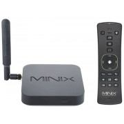 Media-player PNI Minix Neo U9-H, Octa Core, Android 6, 2GB RAM, 16GB, Dual Band Wi-Fi, 4K cu Airmouse Minix Neo A2 Lite