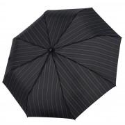 Doppler Flipback Paraplu Stripes (Storm) Paraplu
