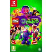 LEGO DC Super-Villains Nintendo Switch