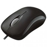 Microsoft Wired Mouse Basic Optical Black