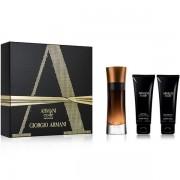 Armani Code Profumo Комплект (EDP 60ml + AS Balm 75ml + SG 75ml) за Мъже
