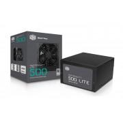 Fonte Alim Cooler Master 500W ATX, ErP 2013 cert -MasterWatt Lite