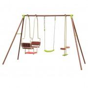 Milani Home MINNIE 5 - altalena per bambini 5 posti