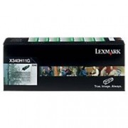 Lexmark X340H11G Original Toner Cartridge Black