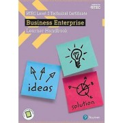 BTEC Level 2 Certificate in Business Enterprise Learner Handbook with ActiveBook par Donaldson & SueParry & ClaireSmith & JulieBunn & Charlotte