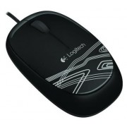 Mouse Logitech Wired Optic M105 (Negru)