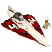 Toy Lego Lego Star Wars Star Wars Set # 7143 Jedi Starfighter [Parallel import goods]