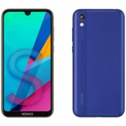 "Telefon Mobil Huawei Honor 8S, Procesor Mediatek MT6761 Helio A22, Quad-Core, IPS LCD Capacitive touchscreen 5.71"", 2GB RAM, 32GB Flash, Camera 13 MP, 4G, Wi-Fi, Dual SIM, Android (Albastru) + Cartela SIM Orange PrePay, 6 euro credit, 6 GB internet 4G, 2,"
