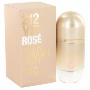 212 Vip Rose For Women By Carolina Herrera Eau De Parfum Spray 1.7 Oz