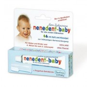 Nenedent Baby pasta de dinti 20 ml