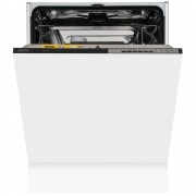 Zanussi ZDT24004FA Built In Fully Integrated Dishwasher - Black
