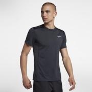 Haut de runningà manches courtes Nike Dri-FIT Miler Cool pour Homme - Noir