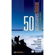Desnivel 50 ascensiones clásicas - průvodce