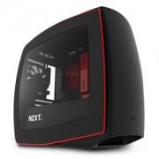 Carcasa NZXT Manta Mini-ITX Window Black/Red