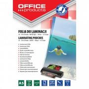 Folie pentru laminare A5, 125 microni 100buc/top Office Products