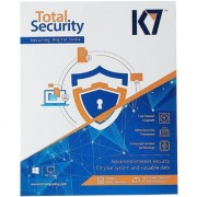 K7 Total Security - 10 User 1 Year Latest Version